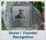 Donor / Founder Recognition