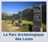 Le Parc Archeologique des Lozes