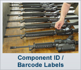 Component ID/Barcode Labels